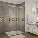 Shower Box - Sliding Series 2 Sides Frameless Glass (1180x880x2000mm)