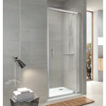 Shower Glass - Hydro Series (770X1900mm) Pivot Door