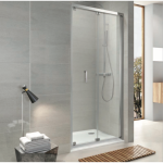 Shower Glass - Hydro Series (870 x1900mm) Folding Door