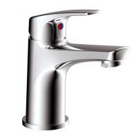 Basin Mixer - Elementi All Pressure Chrome