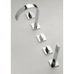 Bathtub mixer tap / countertop mixer tap Square 25016