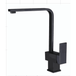 Kitchen Sink Mixer - Square Series MB01 -Black