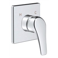 Shower Mixer - Elementi All Pressure Chrome
