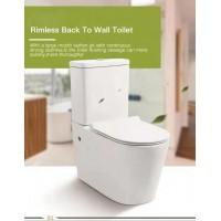 Toilet Suite - BTW Bella - A3904