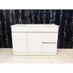 Vanity - Heron Series Plywood N1200F White - 100% Water Proof