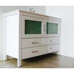 Vanity - Dekkor Series 1200 White