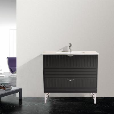 Vanity - Spark Series 1000mm Black