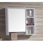 The European Bathroom Mirror Cabinet 800mm 100% WaterProof#8002M
