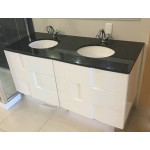 Vanity - Hudson Series 1400mm White Double Basin