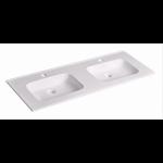 Ceramic Cabinet Basin - Elite Series 1200 Double