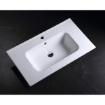 Ceramic Cabinet Basin - Elite Series 800