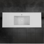 Ceramic Cabinet Basin - Rectangle Series 1200 Single