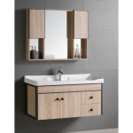 The European Bathroom Vanity Set 100% WaterProof#7001