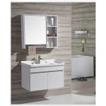 The European Bathroom Vanity Set 100% WaterProof#8002