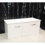 Vanity - Misty Series Plywood T1200 White - Single Basin - 100% Water Proof