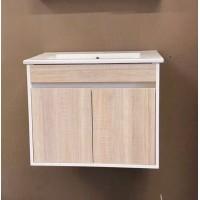Vanity - WH600 Wood Grain And White
