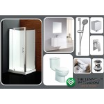 Bathroom Combo With Asron 1000mm Wall Hung Vanity