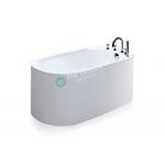 Freestanding Bath Karo Oval 1500mm