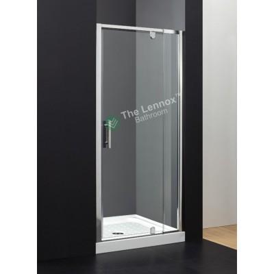 Shower Glass - Pivot Series 900-1010mm Adjustable Door