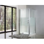 Shower Box - Mira Series 2 Sides (1000x1000x1900mm)