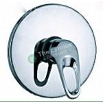 Shower Mixer - Round Series NZA001
