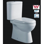 Toilet Suite - Two Piece CS8002 Base S-Pan