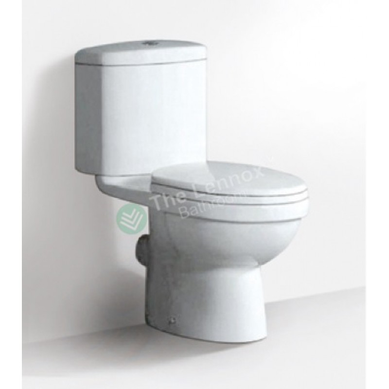 Toilet Suite Two Piece Imex S Pan