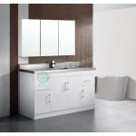 Sink Cabinet - Sepia 1500 White