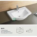 Ceramic Cabinet Basin - Round Series 700