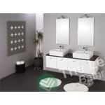 Vanity - Rubert Series 1500mm White