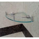 Glass Shelf - Square Hung Series R805 120X250mm