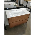 Vanity - LEISURE Series 900 Walnut Veneer