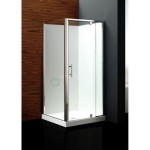 Shower Box - Cape Series Extra Height 2 Sides (1000x1000x2050mm)