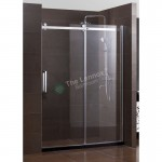 Shower Glass - Rock Series Sliding Door (1170x2000mm)