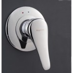 Shower Mixer - Round Series Aquatica Forte