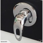 Shower Mixer - Round Series HD509A20