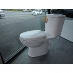 Toilet Suite - Two Piece CT1076 P Pan