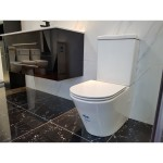 Toilet Suite - BTW CT1088 S/P Pan