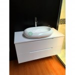 Vanity - Rubert Series 1000mm White