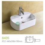 Counter Top Ceramic Basin 8405