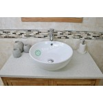 Counter Top Ceramic Basin KY183